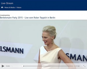 Bertelsmann Party Berlin