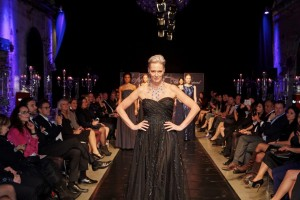 Chopard fashion show