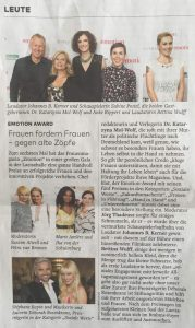 Die Welt - Emotion Award