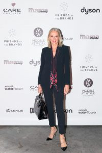Petra at Friends of the Brands