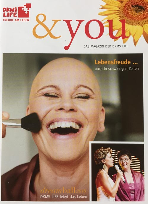 DKMS Life Magazine