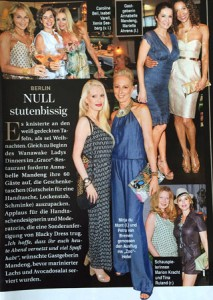 Bunte - Ladies Dinner Berlin