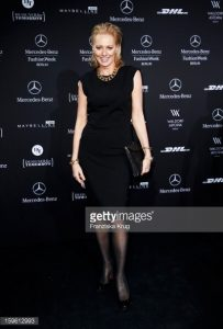 Petra on the red carpet